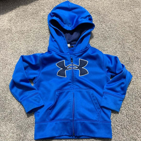 Under Armour Other - Toddler boys Under Armour zip up